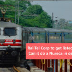 RailTel Corp to get listed on Friday. Can it do a Nureca in debut trade;