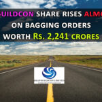 Dilip Buildcon share rises almost 3% on bagging orders worth Rs. 2,241 crores