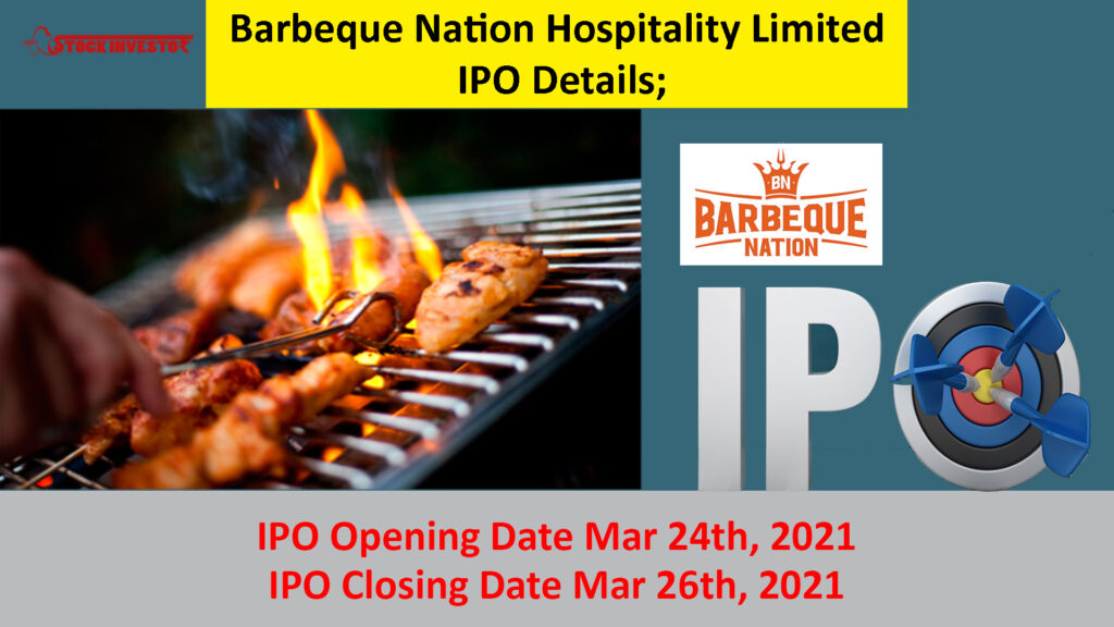 Barbeque Nation Hospitality Limited
