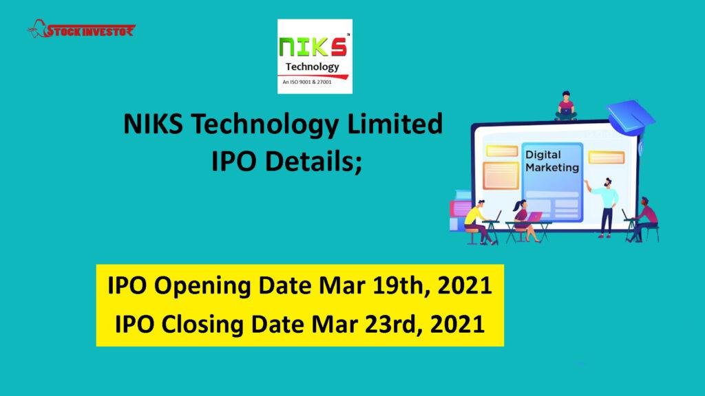 NIKS Technology Limited