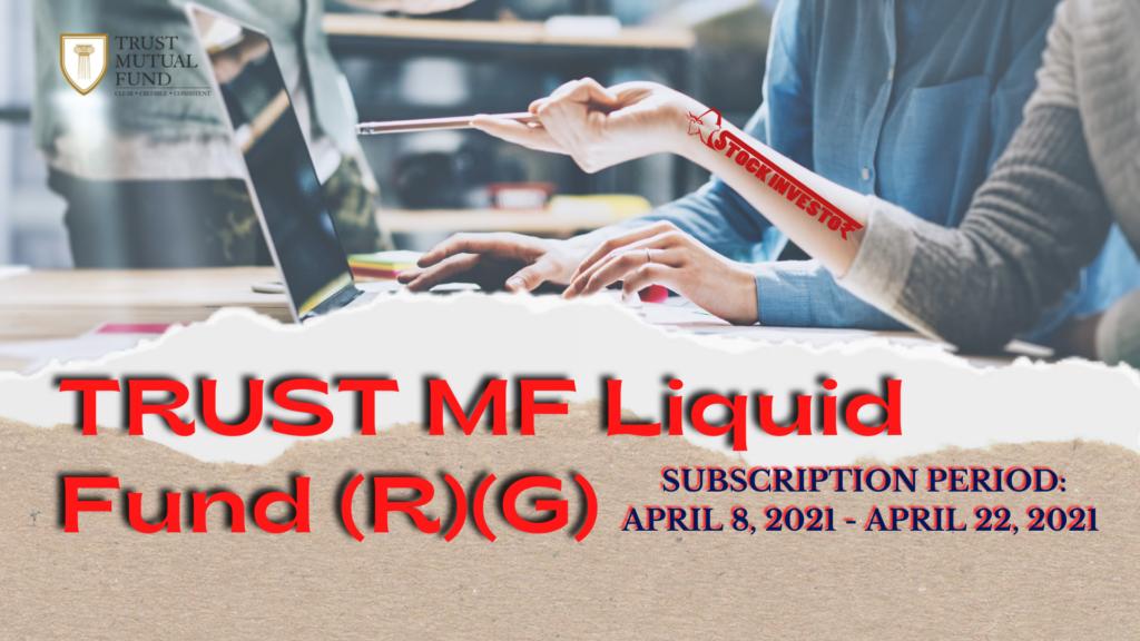 TRUST MF Liquid Fund (R)(G) Details