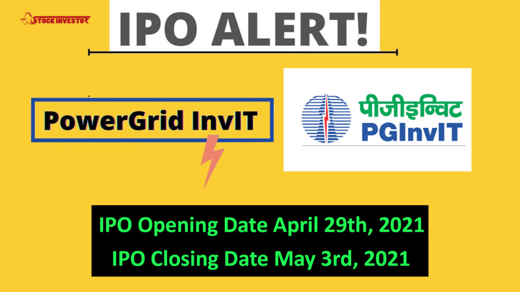 POWERGRID Infrastructure Investment Trust InvIT IPO Details